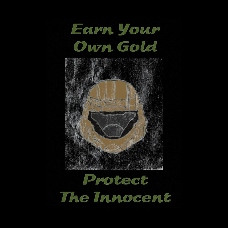 Earn Your Own Gold Men's Longsleeve T-Shirt by THGStarDragon's Artist Shop