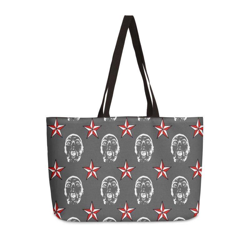 Rychus Stars in Weekender Bag by THopkinsArt's Artist Shop