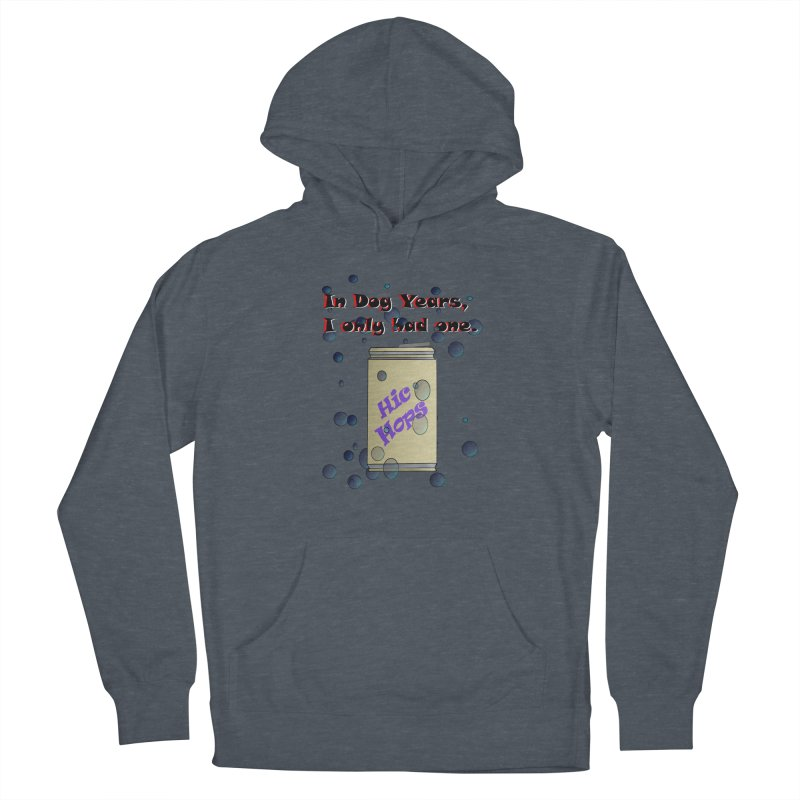Dog Year Drinking Men's Pullover Hoody by TKK's Artist Shop