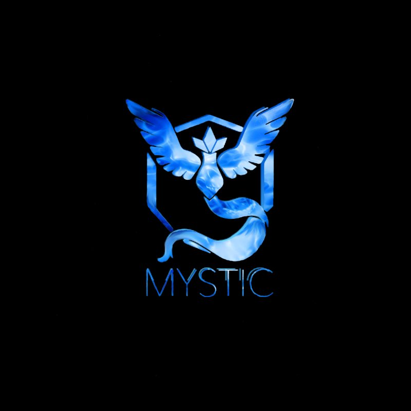 Pokémon Go Team Mystic by TKK's Artist Shop