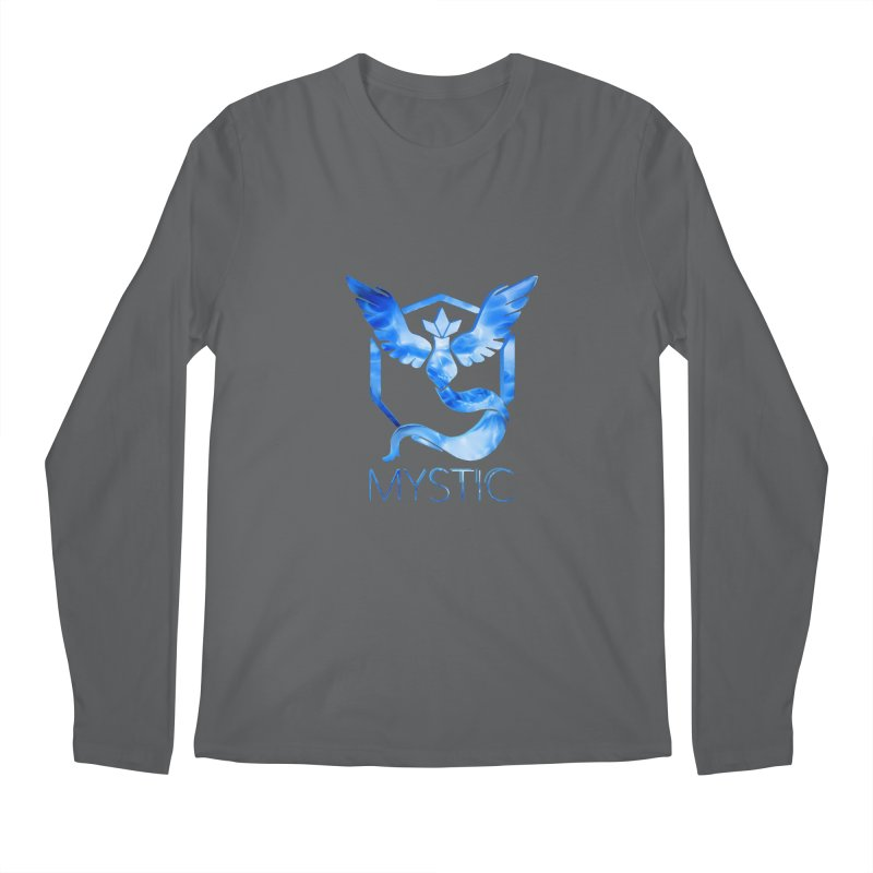 Pokémon Go Team Mystic Men's Longsleeve T-Shirt by TKK's Artist Shop