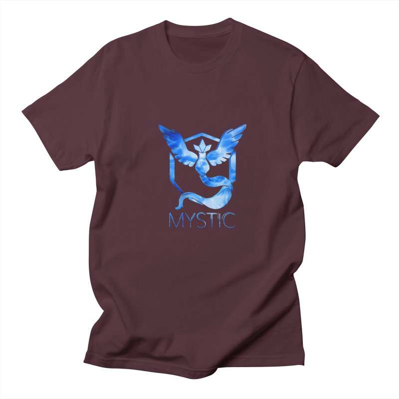 Pokémon Go Team Mystic Men's T-Shirt by TKK's Artist Shop