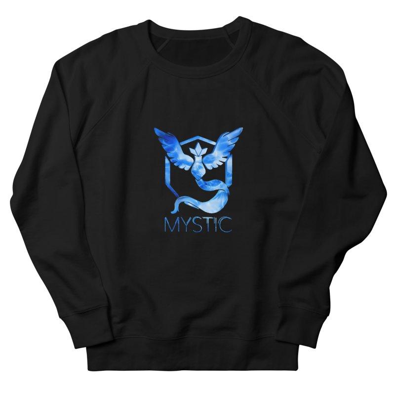 Pokémon Go Team Mystic Women's French Terry Sweatshirt by TKK's Artist Shop