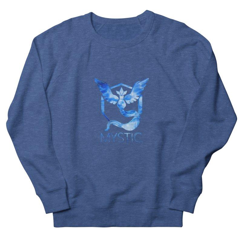 Pokémon Go Team Mystic Men's Sweatshirt by TKK's Artist Shop