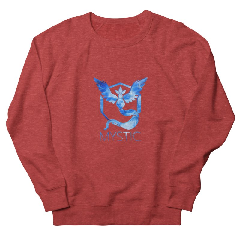 Pokémon Go Team Mystic Men's French Terry Sweatshirt by TKK's Artist Shop