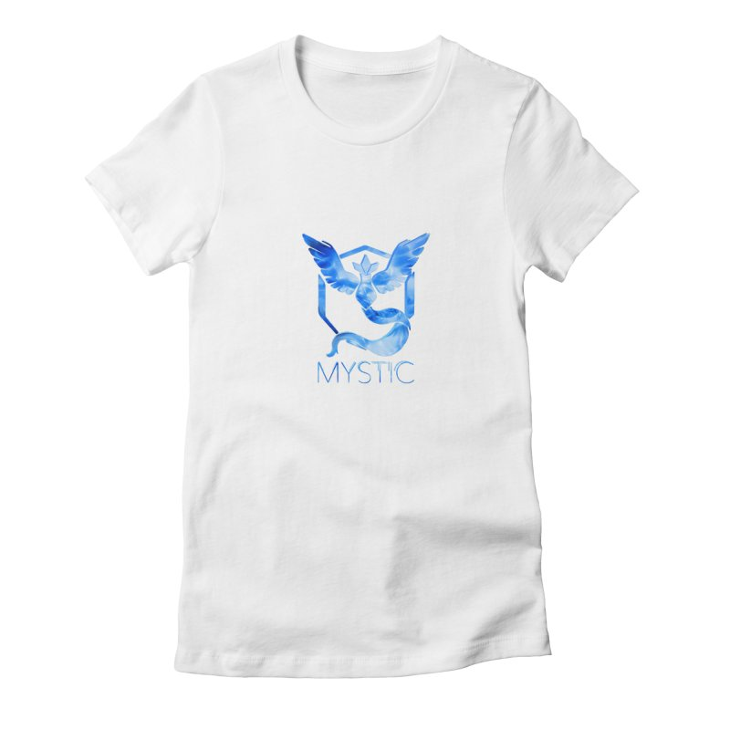 Pokémon Go Team Mystic Women's T-Shirt by TKK's Artist Shop
