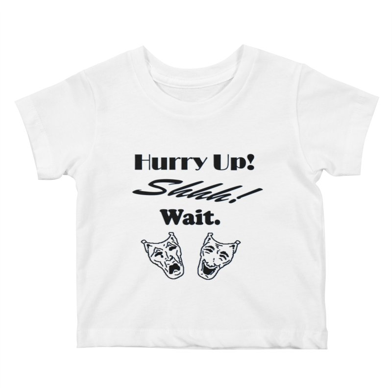 Performing Rollercoaster Kids Baby T-Shirt by TKK's Artist Shop