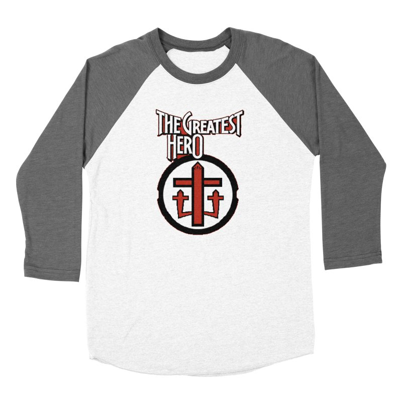 The Greatest Hero Women's Longsleeve T-Shirt by TKK's Artist Shop