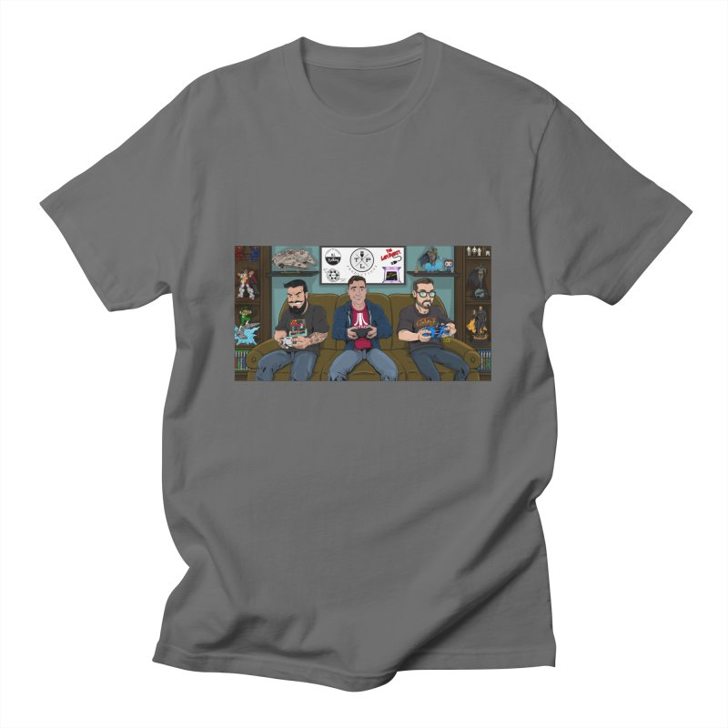 couch pals revamped! Men's T-Shirt by The Lan Party Talk Show