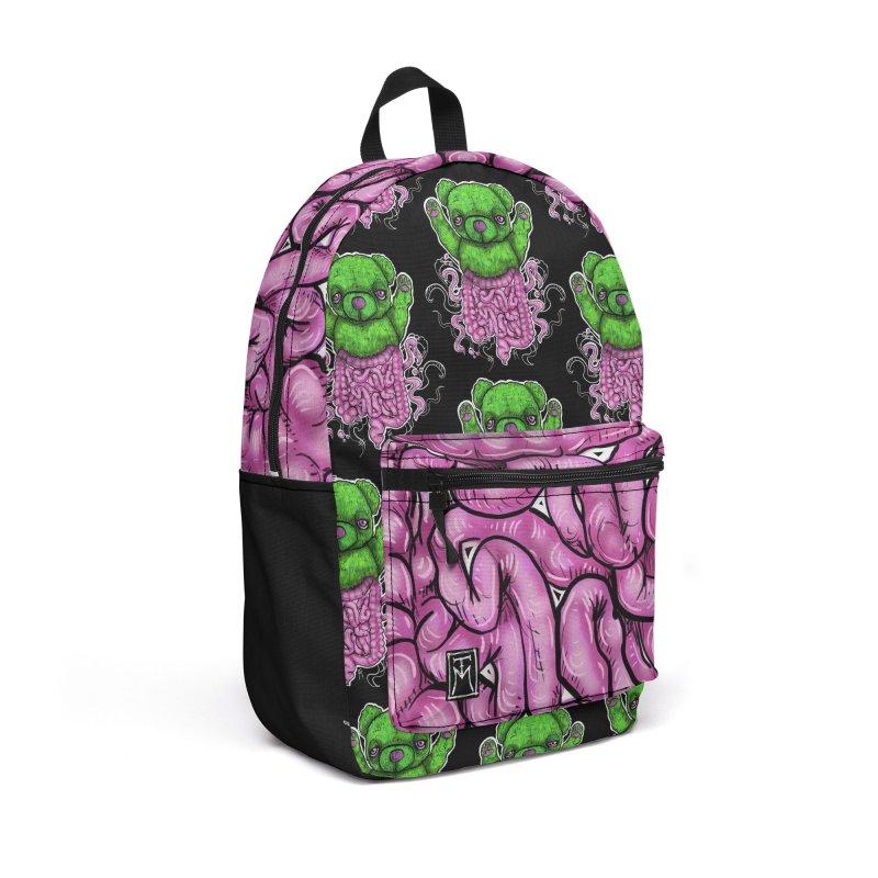Teddy Testines Accessories Bag by TM's Artist Shop