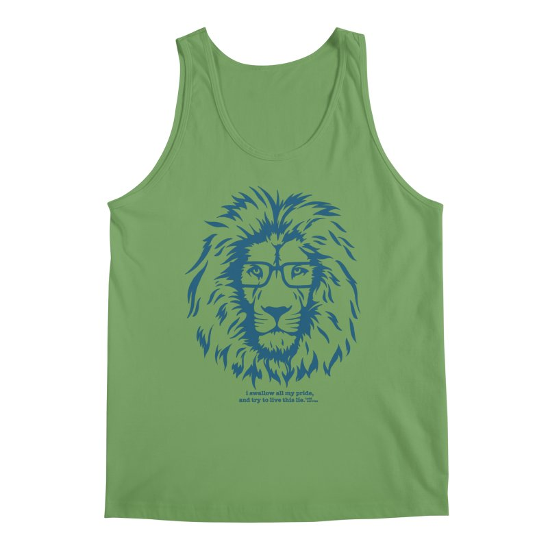 GOING NOWHERE LION Men's Tank by TODD SARVIES BAND APPAREL