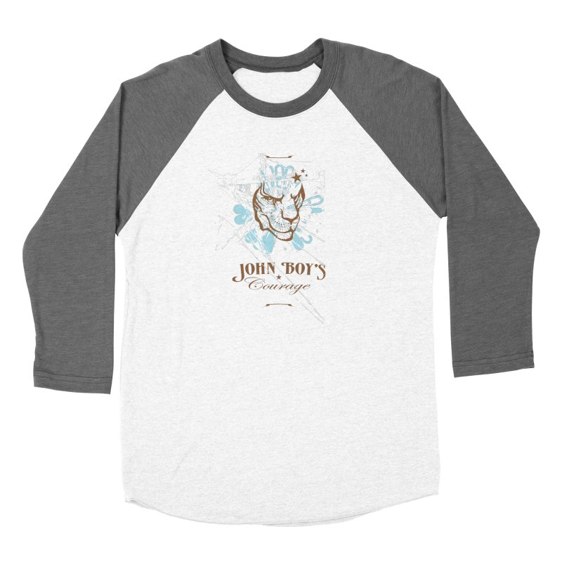JBC GRAPHIC LION Women's Longsleeve T-Shirt by TODD SARVIES BAND APPAREL