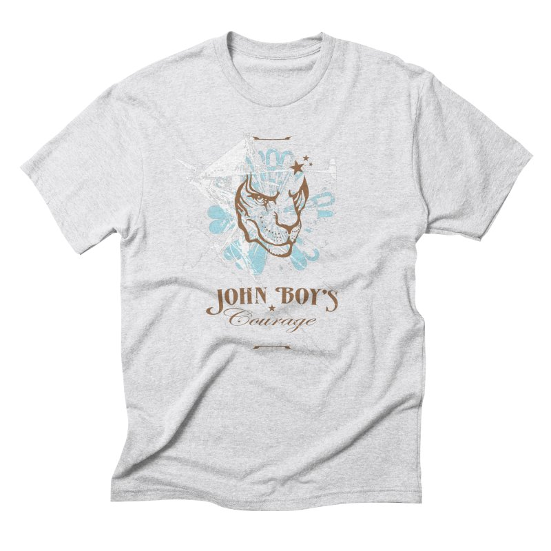 JBC GRAPHIC LION Men's T-Shirt by TODD SARVIES BAND APPAREL