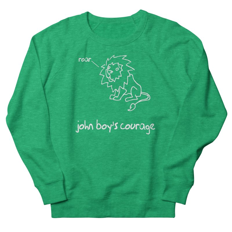 JBC CLASSIC LION Women's Sweatshirt by TODD SARVIES BAND APPAREL