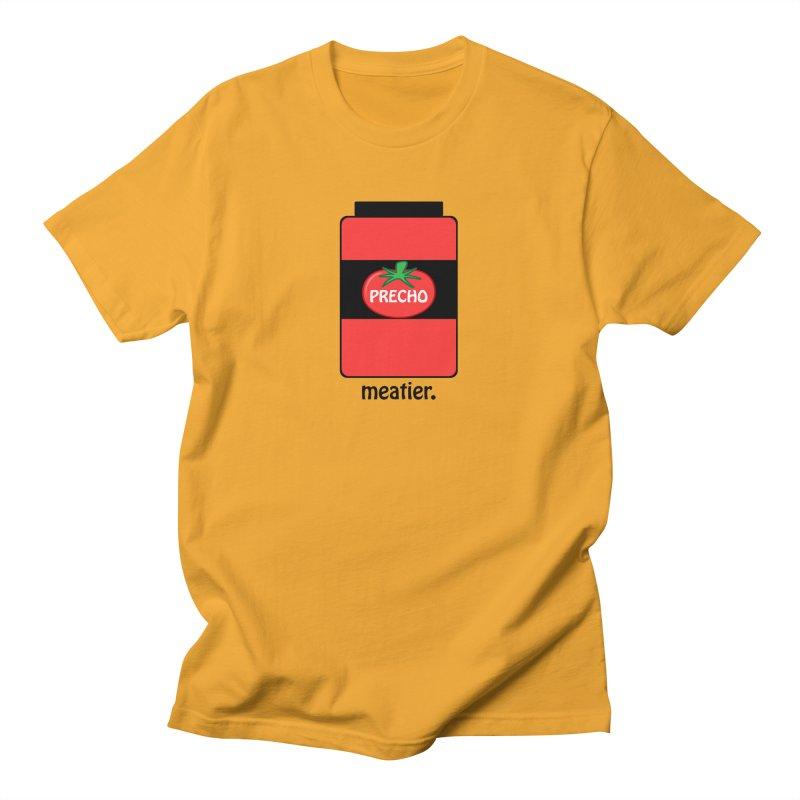 Precho Sauce Men's T-Shirt by TODD SARVIES BAND APPAREL