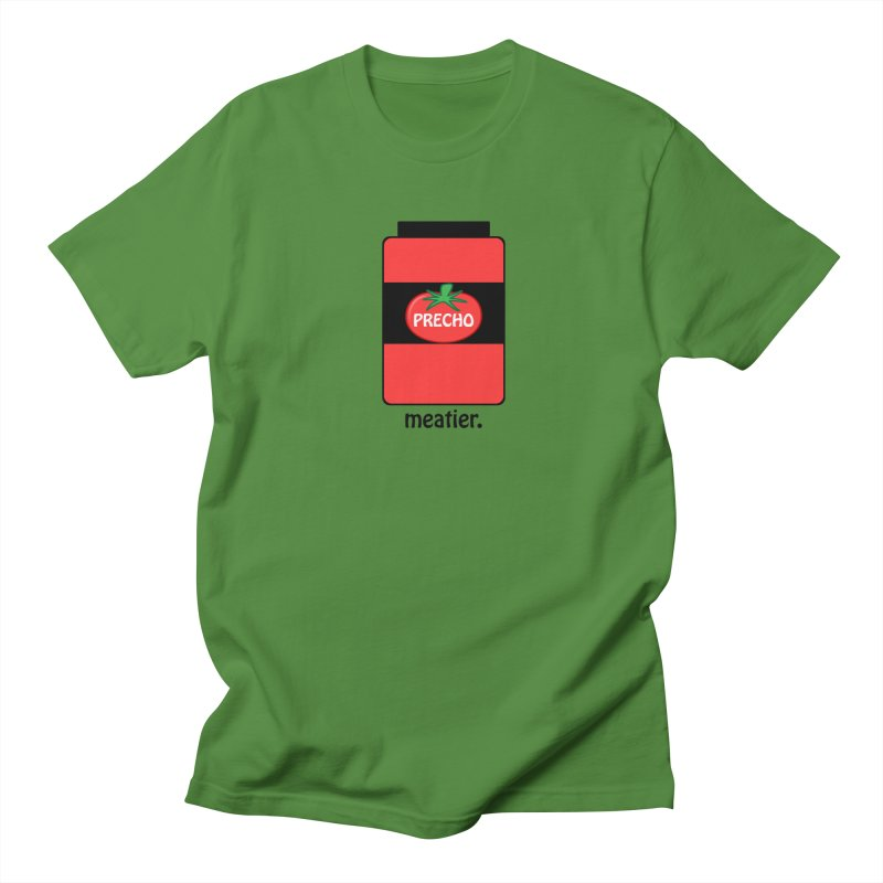 Precho Sauce in Men's Regular T-Shirt Clover by TODD SARVIES BAND APPAREL