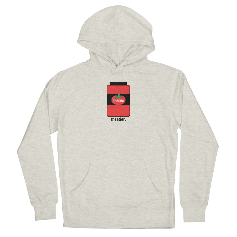 Precho Sauce Men's Pullover Hoody by TODD SARVIES BAND APPAREL