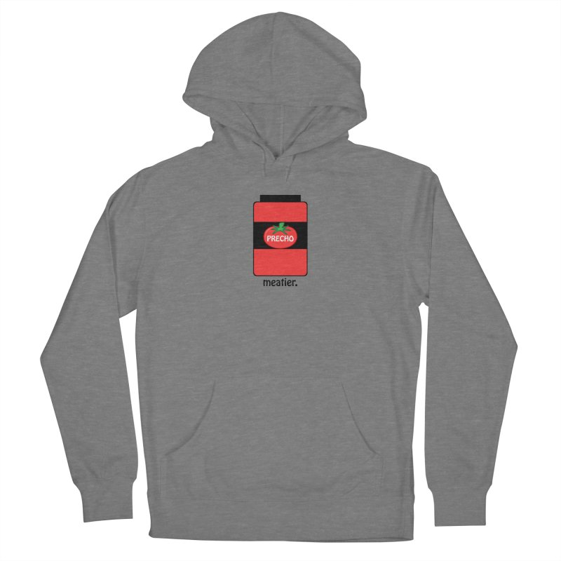 Precho Sauce Men's French Terry Pullover Hoody by TODD SARVIES BAND APPAREL