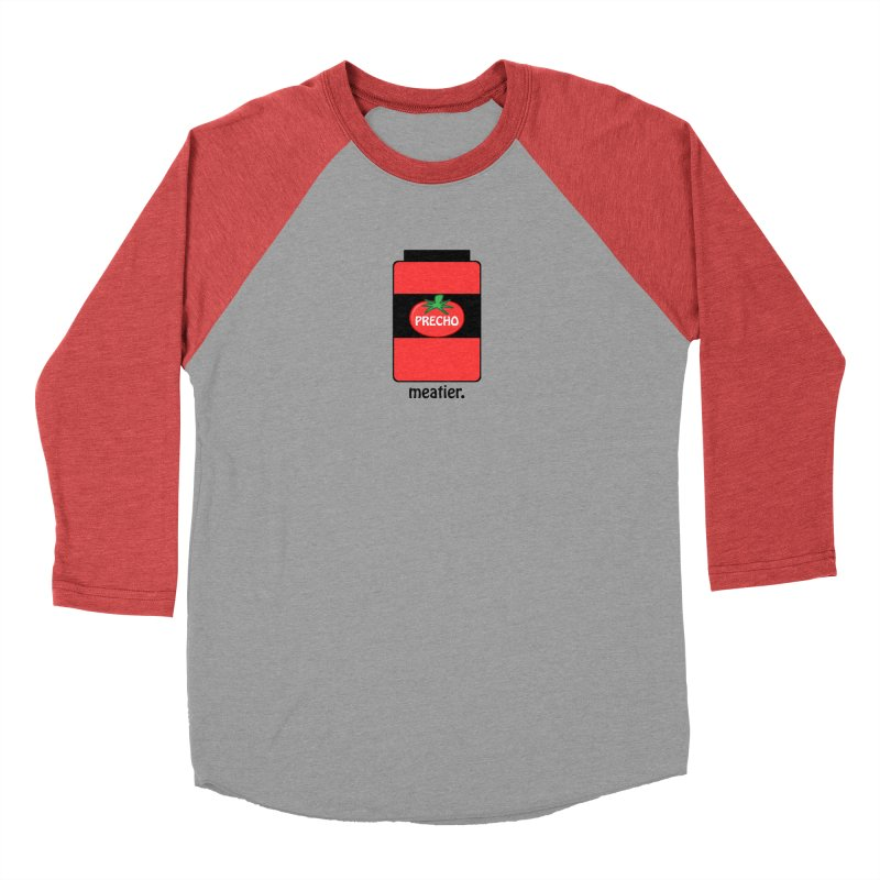 Precho Sauce Men's Longsleeve T-Shirt by TODD SARVIES BAND APPAREL