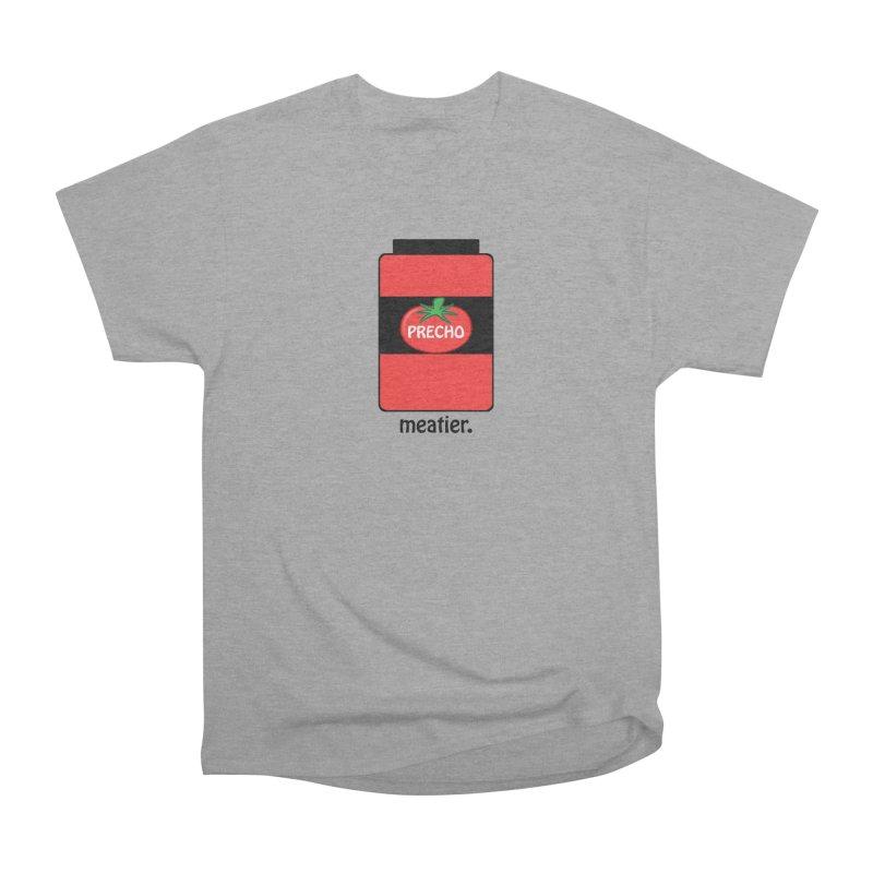 Precho Sauce Men's Heavyweight T-Shirt by TODD SARVIES BAND APPAREL