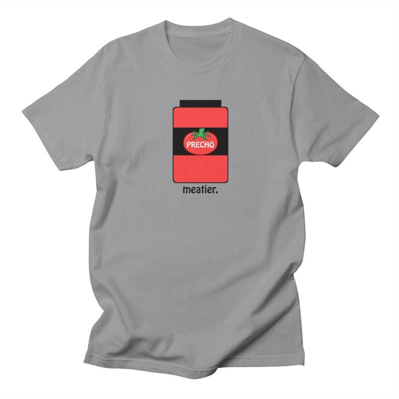 Precho Sauce Women's Regular Unisex T-Shirt by TODD SARVIES BAND APPAREL