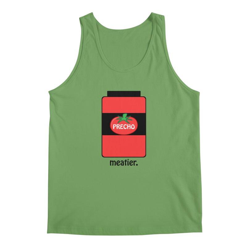 Precho Sauce Men's Tank by TODD SARVIES BAND APPAREL
