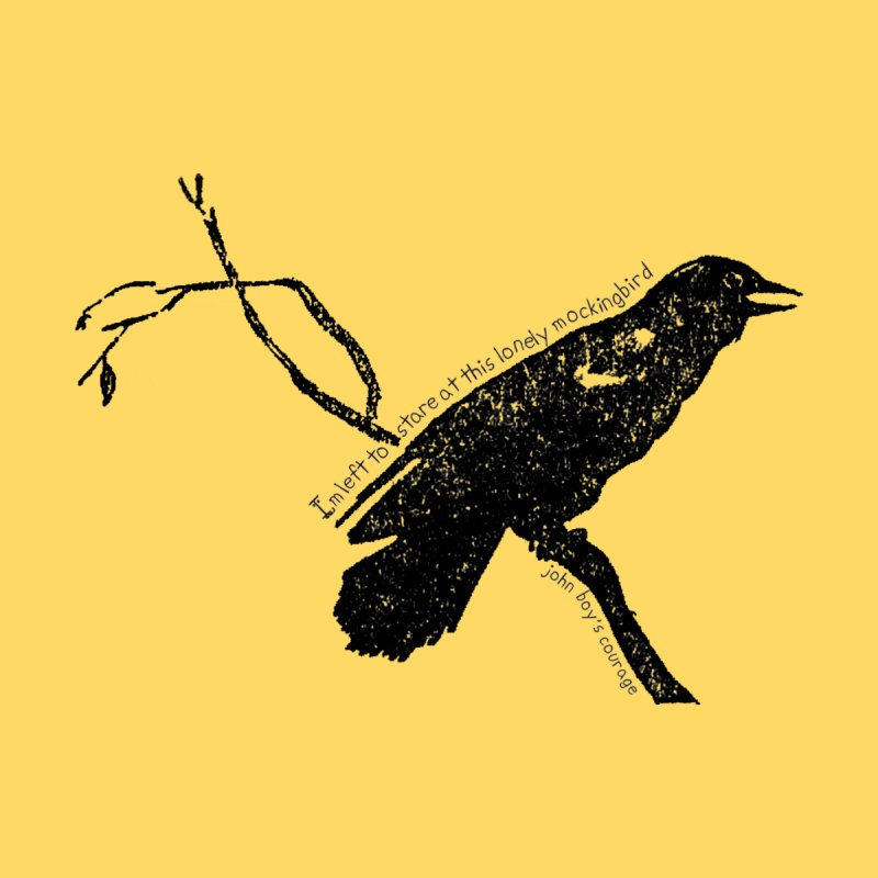 JBC Mocking Bird by TODD SARVIES BAND APPAREL