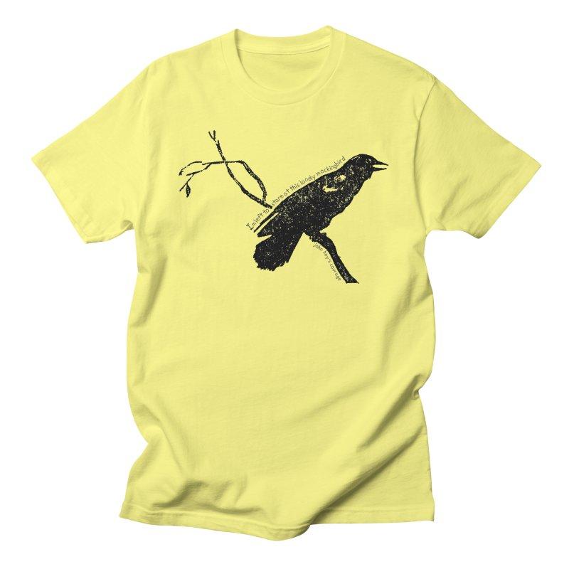 JBC Mocking Bird Women's T-Shirt by TODD SARVIES BAND APPAREL