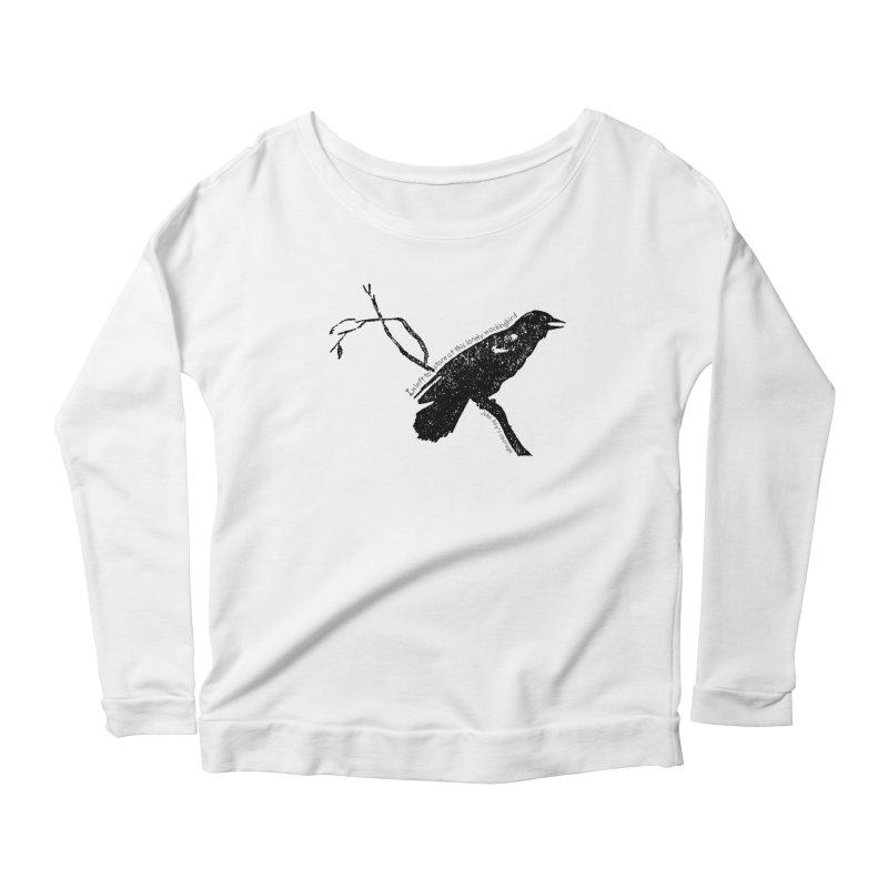 JBC Mocking Bird Women's Longsleeve T-Shirt by TODD SARVIES BAND APPAREL