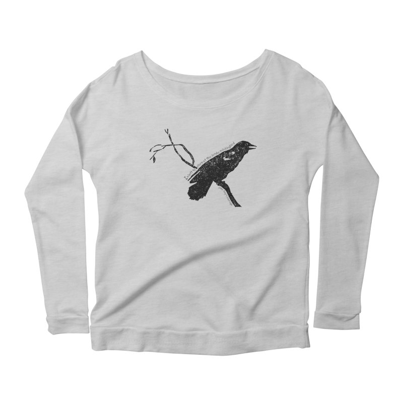 JBC Mocking Bird Women's Longsleeve T-Shirt by TODD SARVIES BAND APPAREL