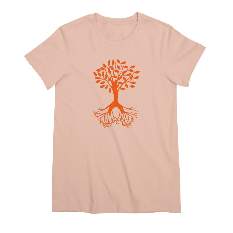 JBC ORANGE TREE Women's T-Shirt by TODD SARVIES BAND APPAREL