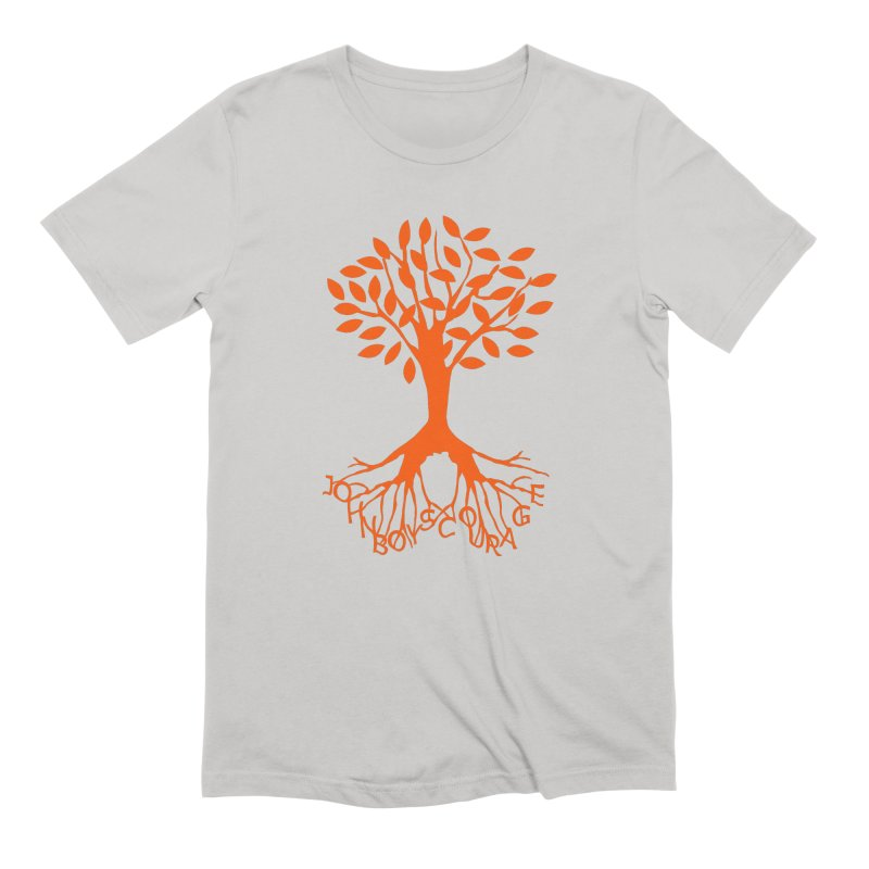 JBC ORANGE TREE Men's T-Shirt by TODD SARVIES BAND APPAREL