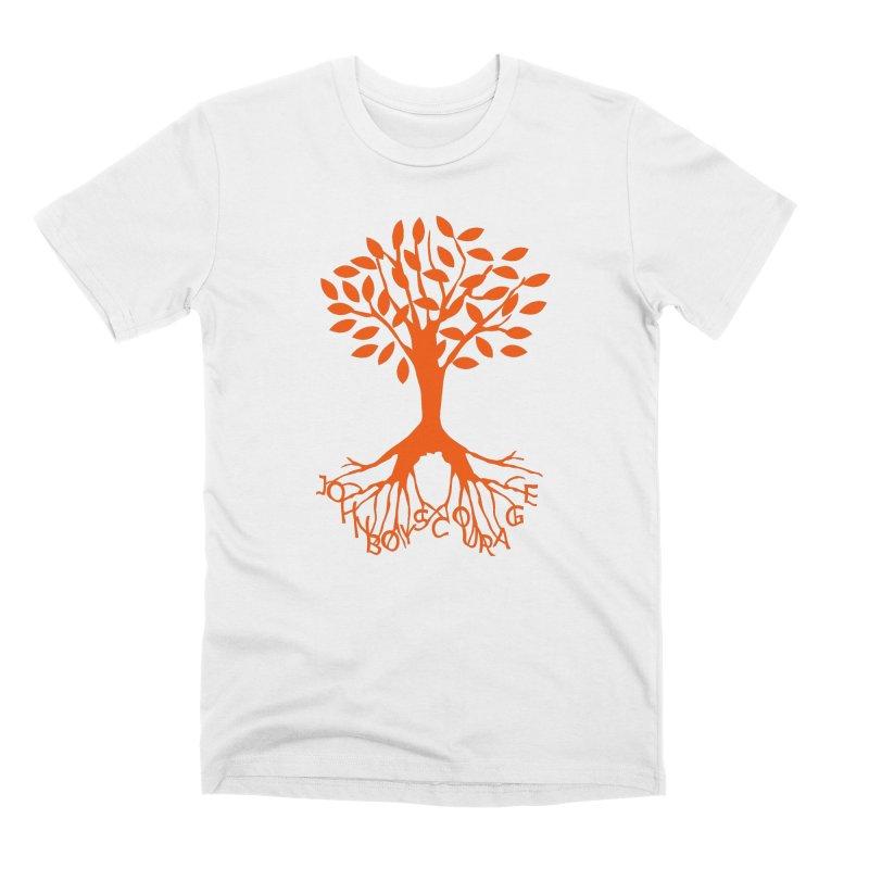 JBC ORANGE TREE Men's Premium T-Shirt by TODD SARVIES BAND APPAREL