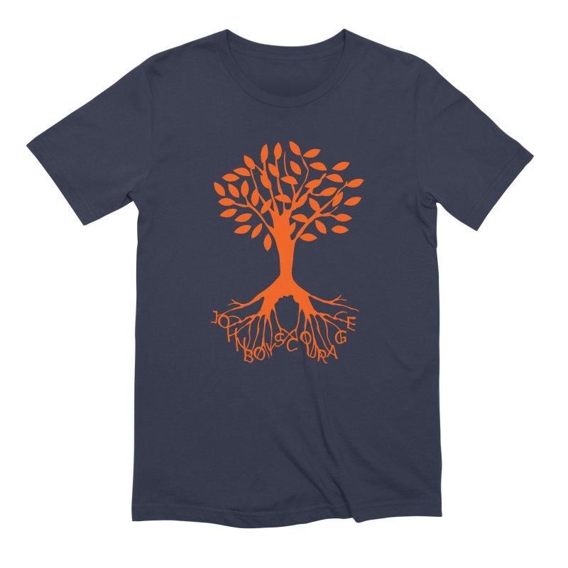 JBC ORANGE TREE Men's T-Shirt by TODD SARVIES BAND APPAREL