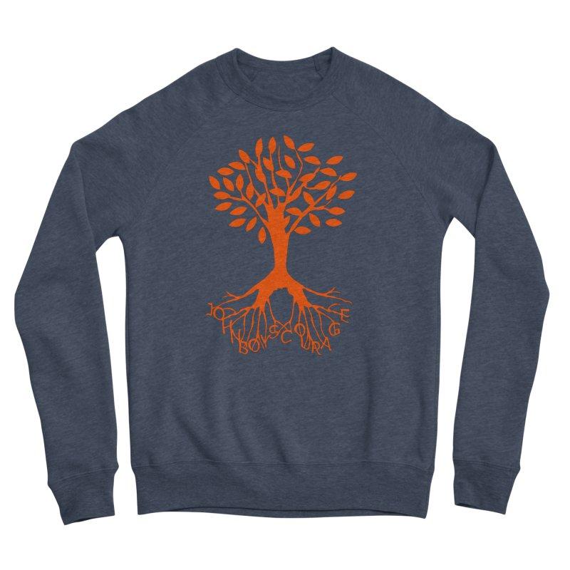 JBC ORANGE TREE Men's Sponge Fleece Sweatshirt by TODD SARVIES BAND APPAREL