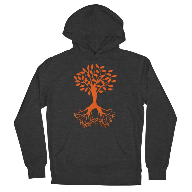 JBC ORANGE TREE Men's French Terry Pullover Hoody by TODD SARVIES BAND APPAREL