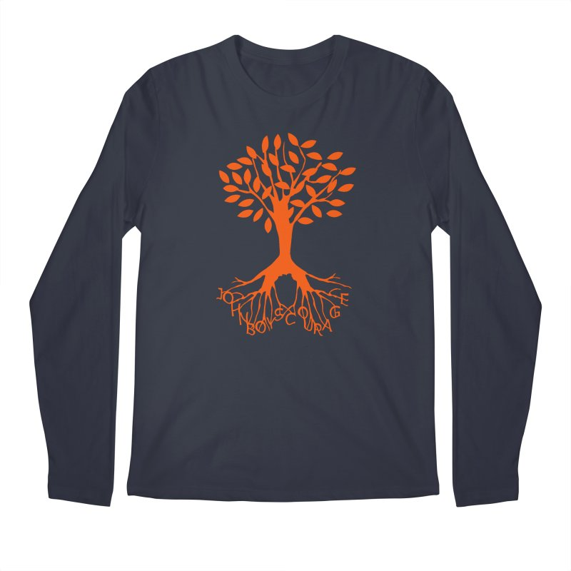 JBC ORANGE TREE Men's Longsleeve T-Shirt by TODD SARVIES BAND APPAREL