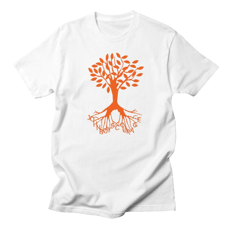 JBC ORANGE TREE Women's Regular Unisex T-Shirt by TODD SARVIES BAND APPAREL