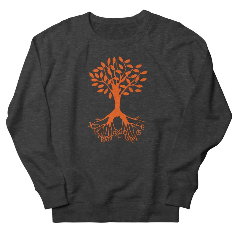 JBC ORANGE TREE Women's French Terry Sweatshirt by TODD SARVIES BAND APPAREL