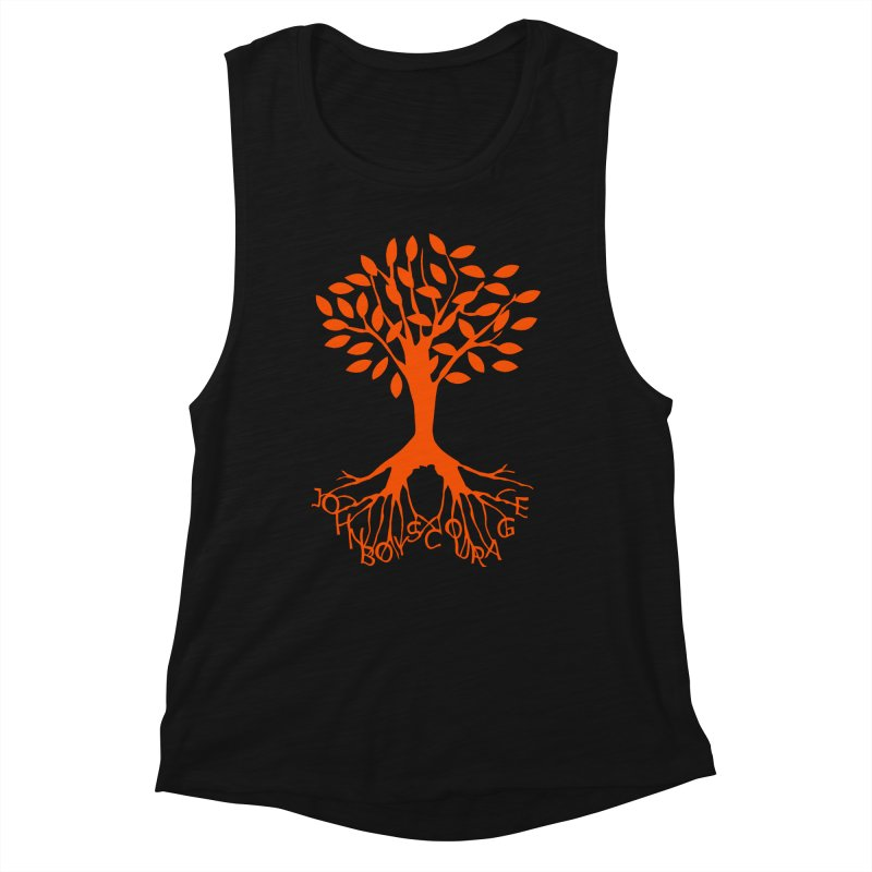 JBC ORANGE TREE Women's Tank by TODD SARVIES BAND APPAREL