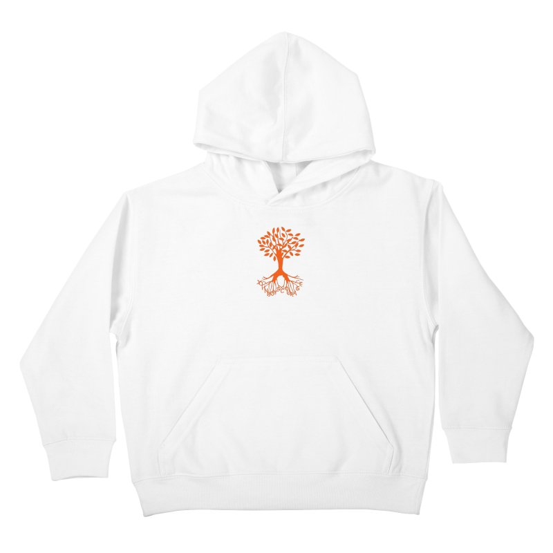 JBC ORANGE TREE Kids Pullover Hoody by TODD SARVIES BAND APPAREL