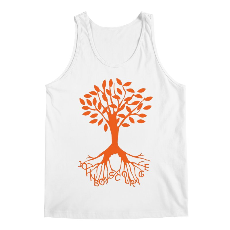 JBC ORANGE TREE Men's Regular Tank by TODD SARVIES BAND APPAREL