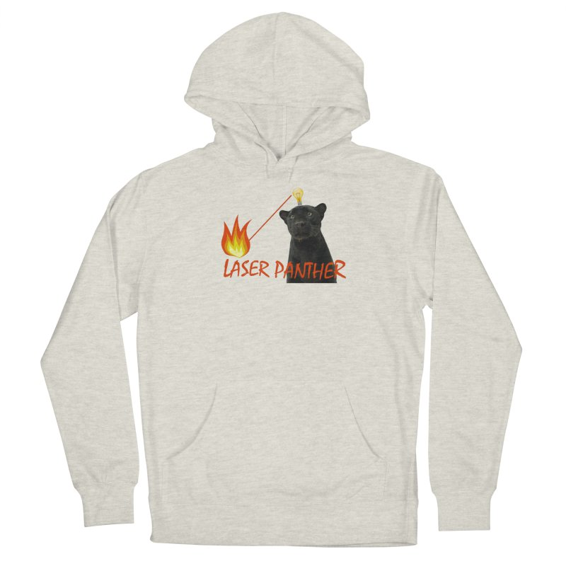 Laser Panther Men's Pullover Hoody by TODD SARVIES BAND APPAREL