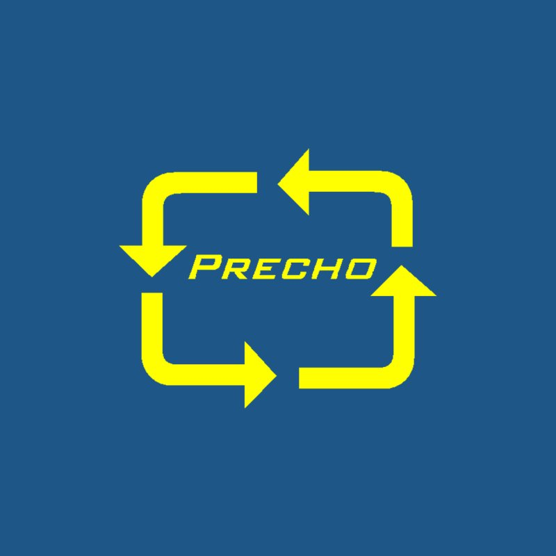 Precho Arrow Logo by TODD SARVIES BAND APPAREL