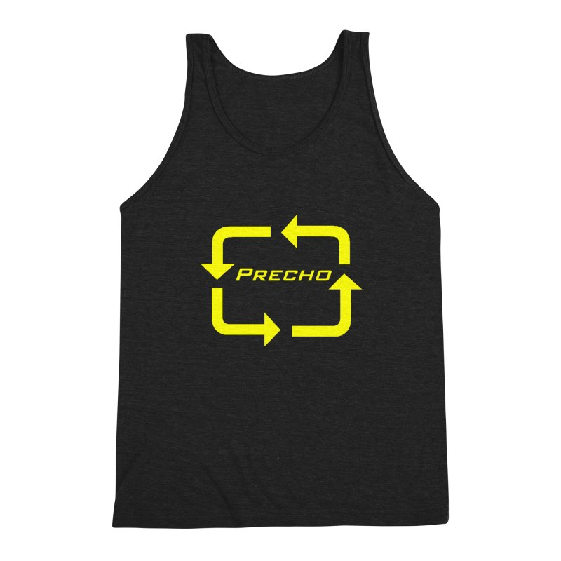 Precho Arrow Logo Men's Tank by TODD SARVIES BAND APPAREL