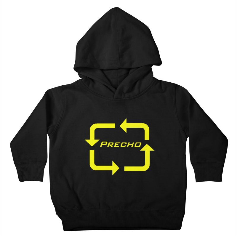 Precho Arrow Logo Kids Toddler Pullover Hoody by TODD SARVIES BAND APPAREL