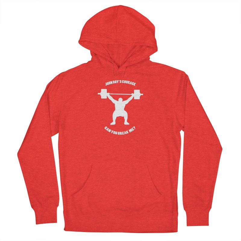 JBC Weight Lifter Men's Pullover Hoody by TODD SARVIES BAND APPAREL