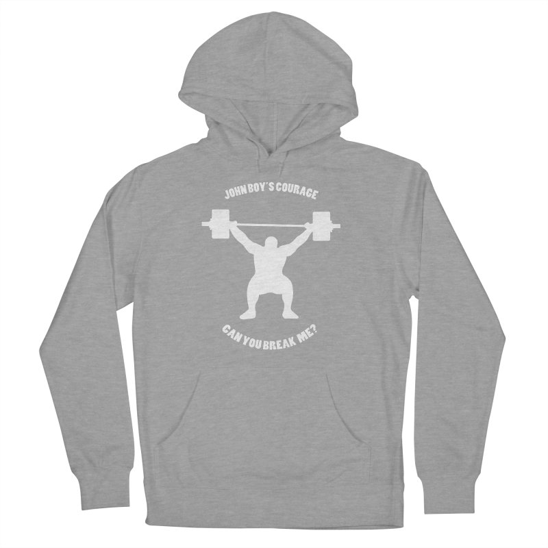 JBC Weight Lifter Women's French Terry Pullover Hoody by TODD SARVIES BAND APPAREL