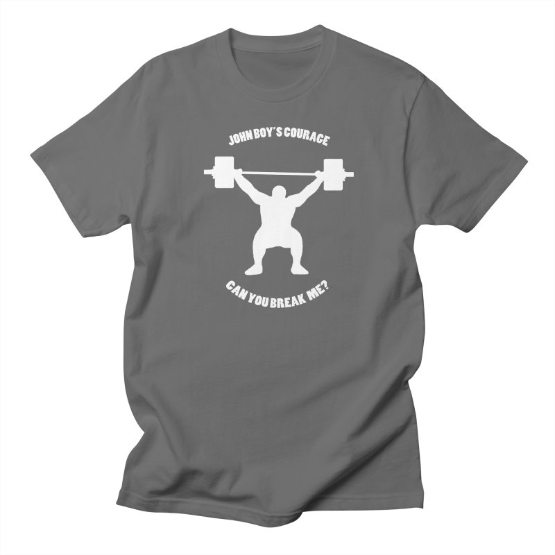 JBC Weight Lifter Men's T-Shirt by TODD SARVIES BAND APPAREL