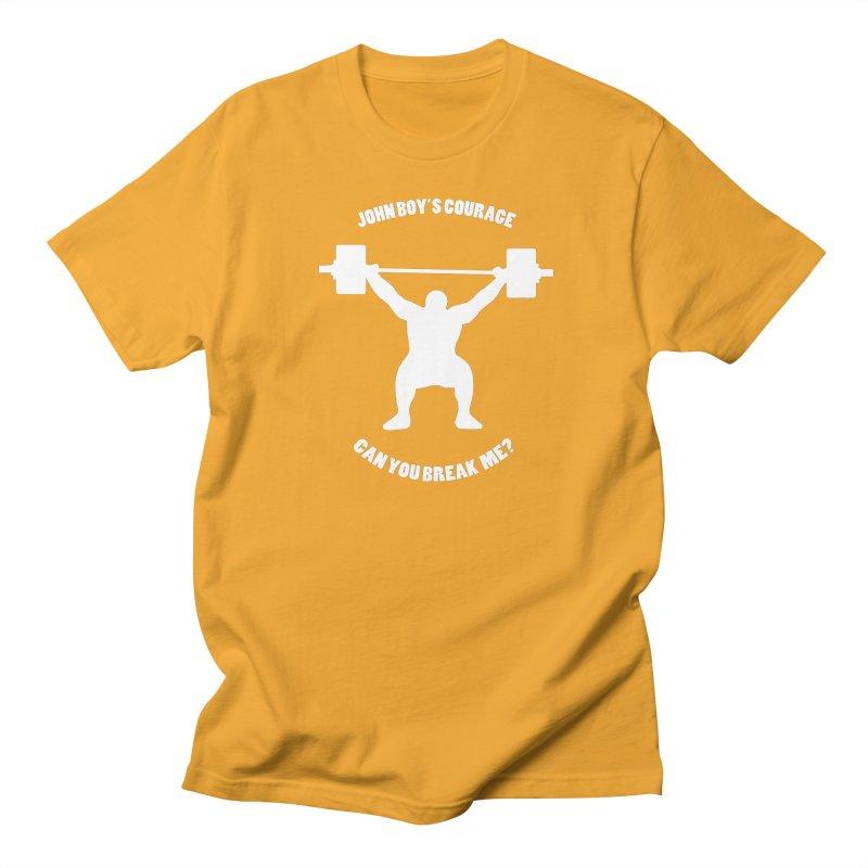JBC Weight Lifter Women's Regular Unisex T-Shirt by TODD SARVIES BAND APPAREL